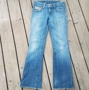 Citizens of Humanity | Boot Cut Medium Wash Jeans